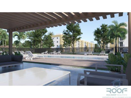 Proyecto de apartamentos Buena Vista I Villa Mella