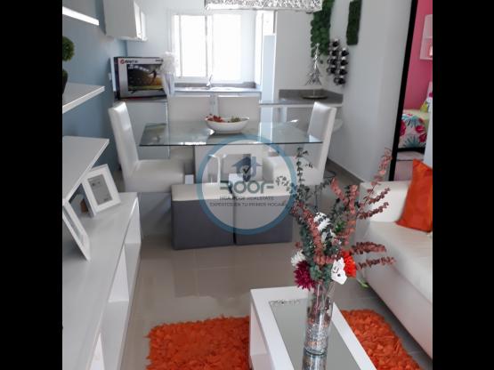 Apartamentos Listo para Mudarte en La Jacobo M.