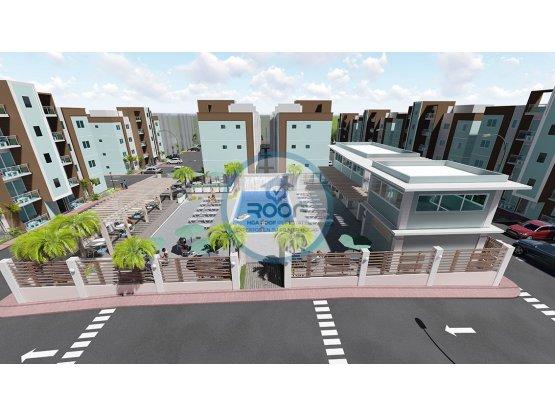 Nuevo Proyecto de apartamentos dese RD$ 2 millones