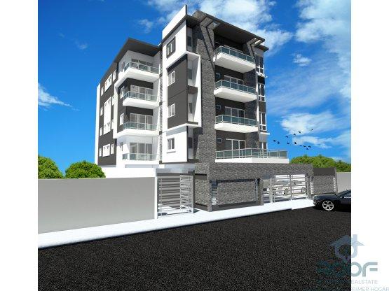 Lujosos apartamentos en Urbanizacion Fernandez