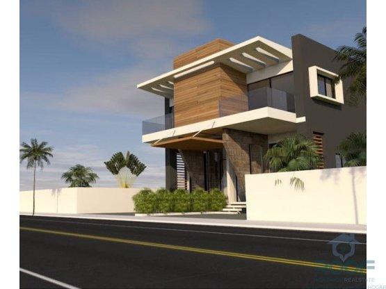 Proyecto de casas dúplex ubicado en el km 14