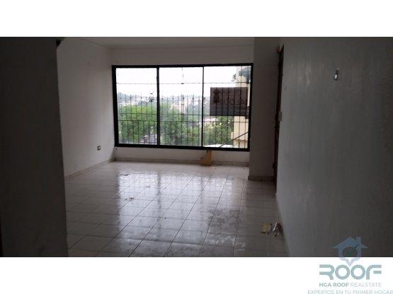 Apartamento 1er nivel 2 habitaciones Rep.Colombia