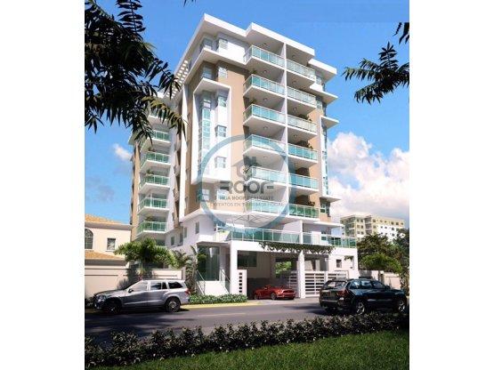 Apartamentos en Moderna Torre Evaristo Morales