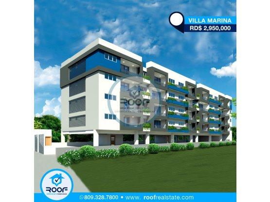 El Proyecto a tu medida en Villa Marina