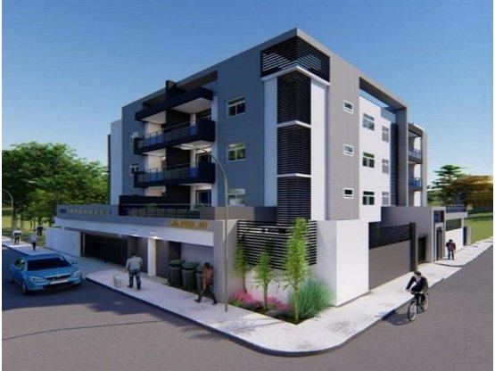 Apartamentos Modernos En Planos, Cacique