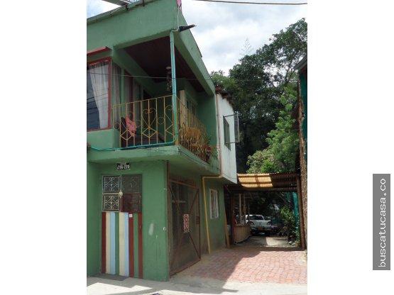 Vendo Casa Lote en La Vega Cundinamarca.