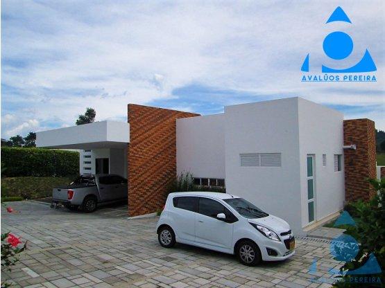 Fantástica casa campestre en Combia, Pereira