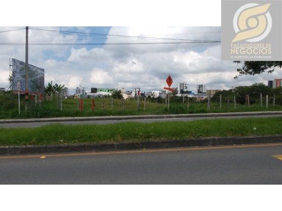 Venta de lote sector Av. Centenario