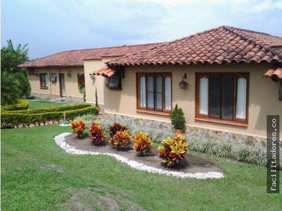 Venta de casa sector Pueblo Tapao Armenia
