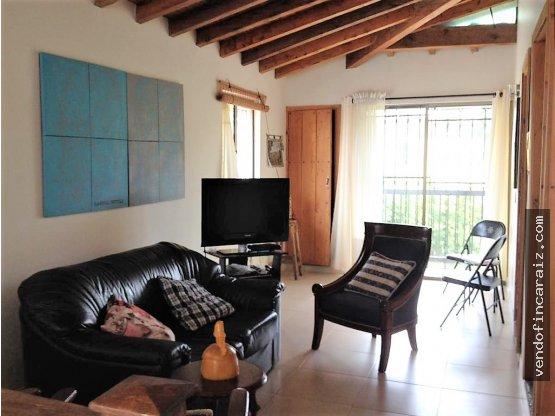Casa esquinera en La Ceja
