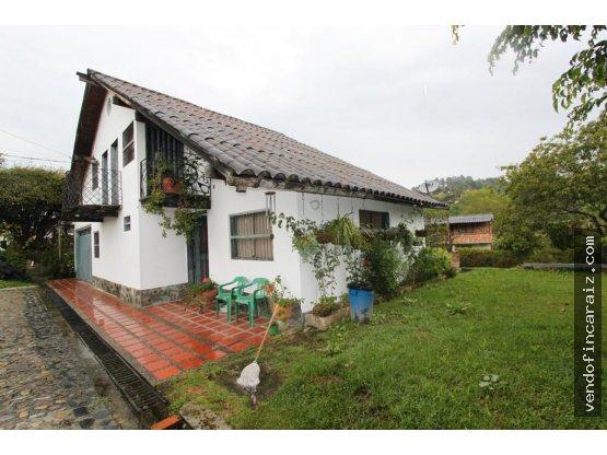Casa de campo en Guarne