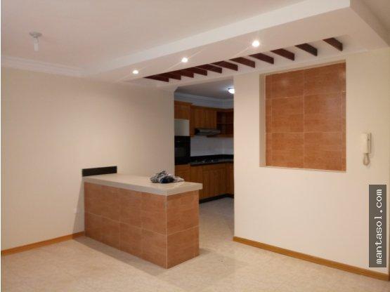 Alquilo Departamento edificio Dorado Dos MANTA