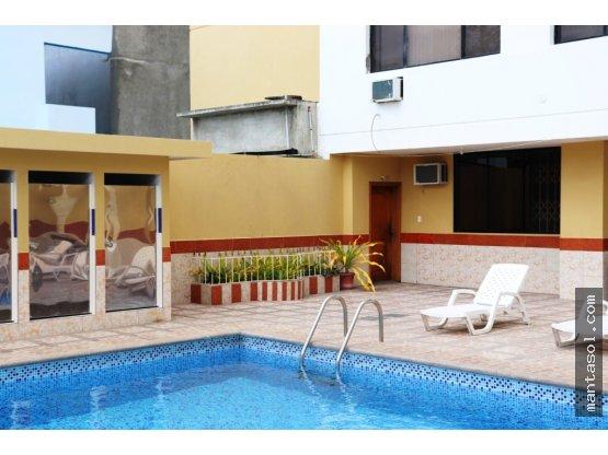Suite en renta Edificio Dorado 2