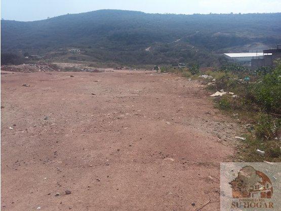 Se Vende terreno en la Cañada, Tegucigalpa
