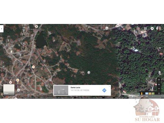 Se vende terreno en , Santa Lucía
