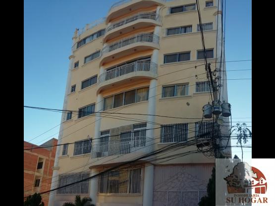 Apartamento Amueblado en Res. La Hacienda