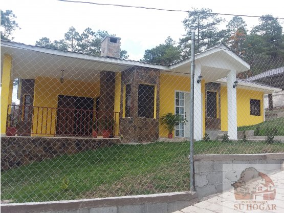 Se vende casa en Tatumbla
