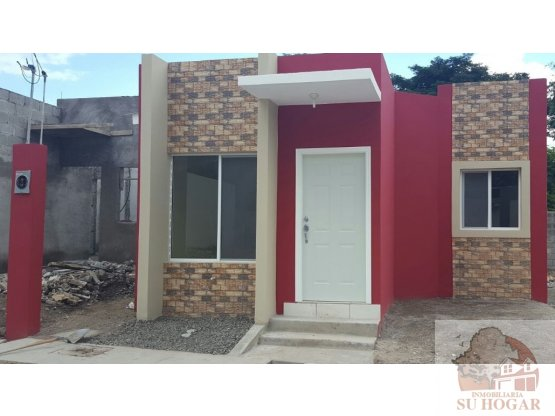 Se vende casa nueva en Res.Villa los laureles