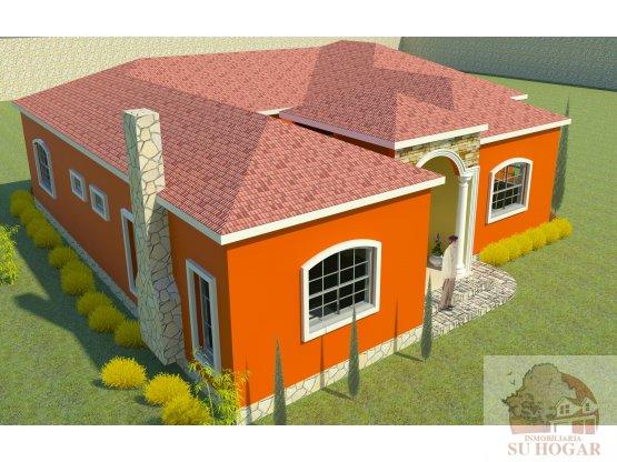 1000 v2+casa de campo en preventa en Tatumbla