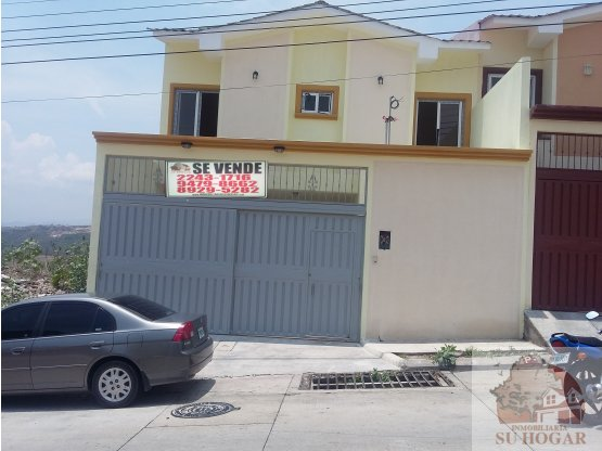 Se Vende Casa en Residencial Santa Cruz