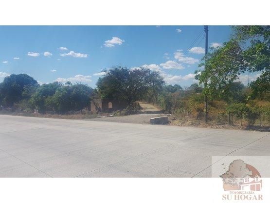 Se vende terreno de 3.4 mz a 2 km de Jicaro Galan