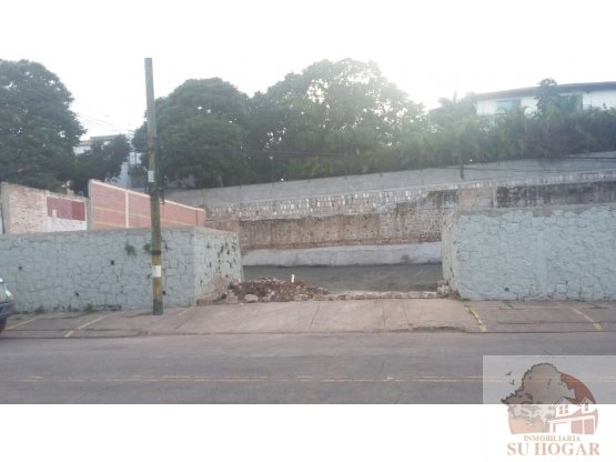 Alquiler:Terreno para parqueo en Col. Palmira