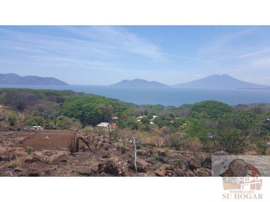 Se vende 1500 v2 de terreno en Amapala