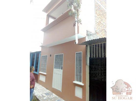 Se vende casa peatonal en Centroamérica oeste