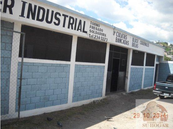 Venta de Bodega frente a Camosa S.A,Tegucigalpa