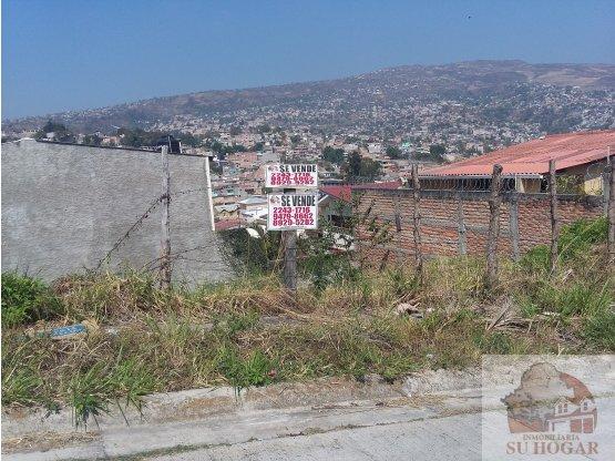 Se Vende lote en la Residencial Centro América