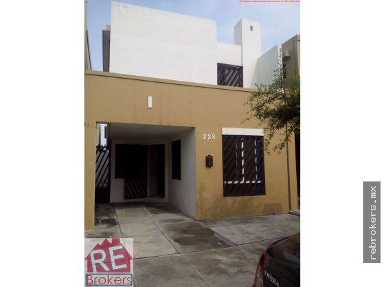 Casa En Renta Santa Cecilia Apodaca