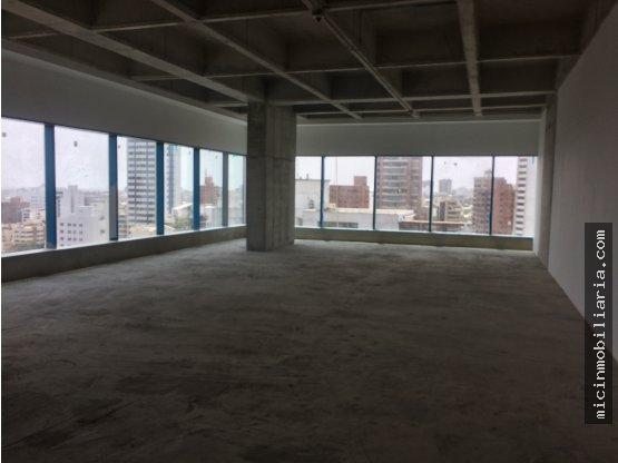 SE ARRIENDA Oficina En Atlántica Torre Empresarial