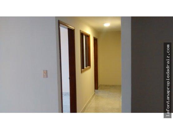 Vende apartamento en San Antonio