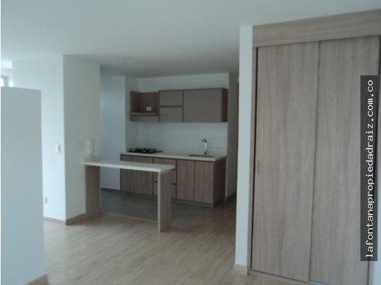Vende apartaestudio en la Av Santander