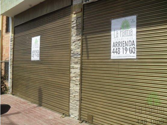 LOCAL EN ARRIENDO  SAN ANTONIO DE PEREIRA COD.2821