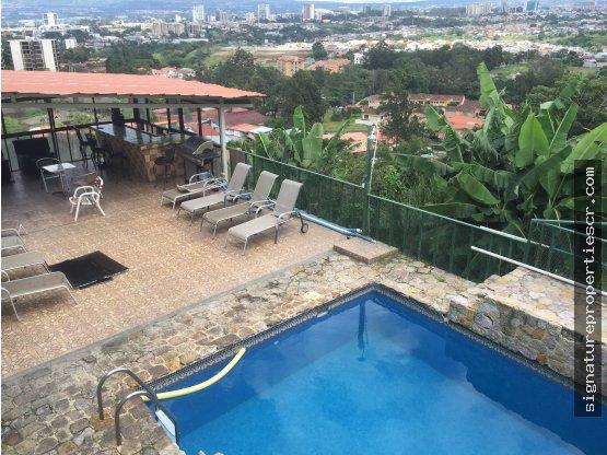Hotel de 5 niveles, Escazú, Bello Horizonte