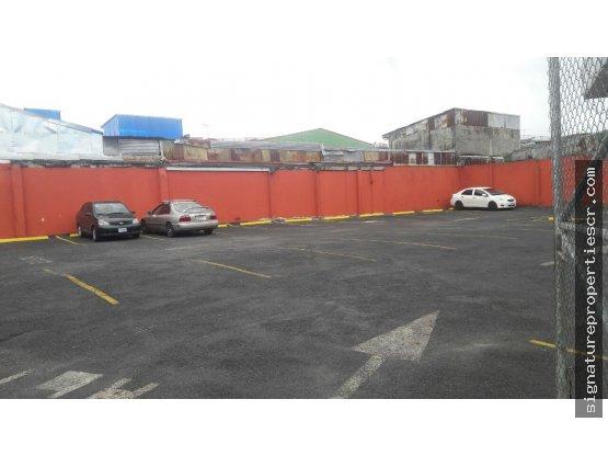 Terreno de 834.52 m2 en San José, Plaza Víquez