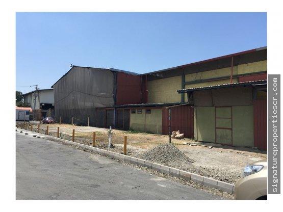 Bodegas industriales, San Francisco de Dos Ríos