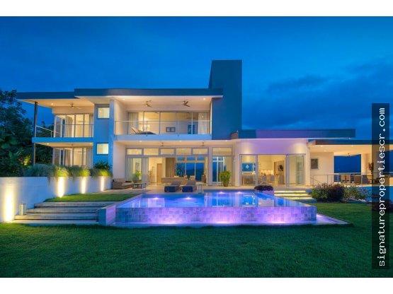 Casa de lujo en Bahía Ballena