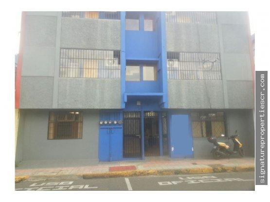 Edificio con ubicación estrátegica, San José