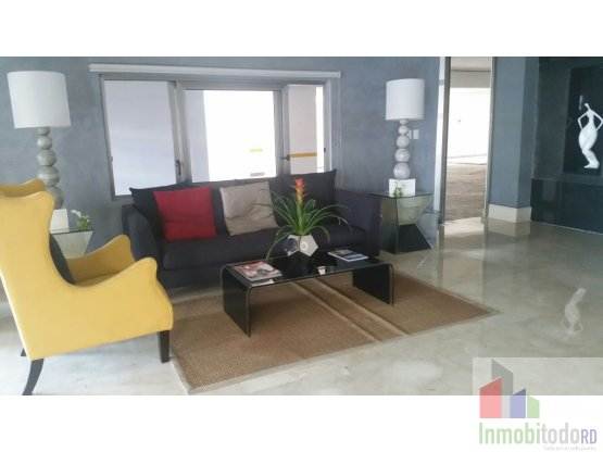 Apartamento Amueblado en venta y alquiler