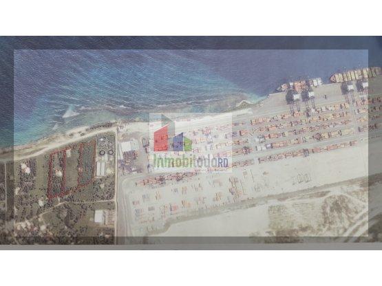 Se vende terreno en Andres Boca Chica
