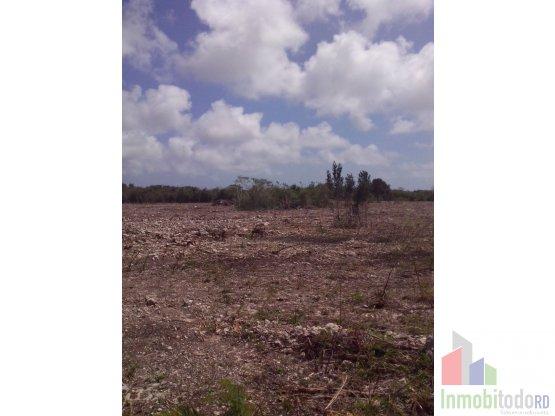Venta terreno en Bávaro Punta Cana