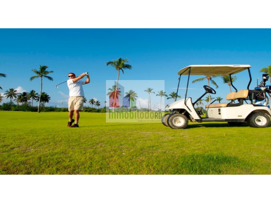 Grandes Villas con exclusivo Campo de Golf