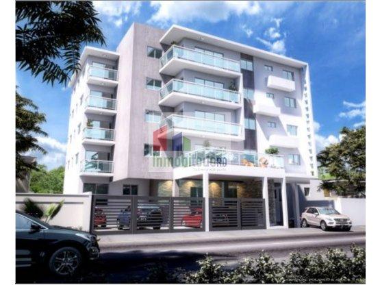 Nuevo y lindo proyecto de apartamentos