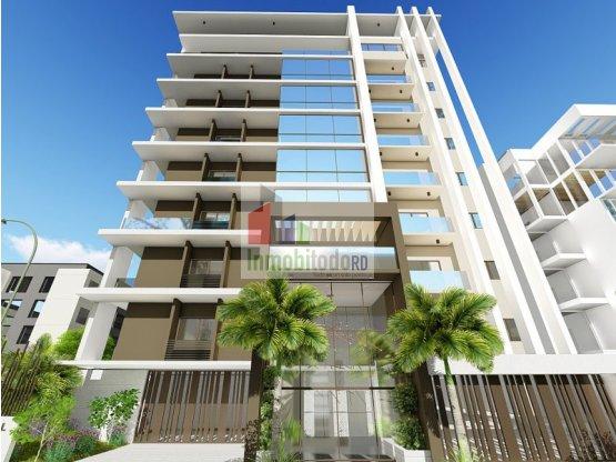 Apartamento en venta en Gazcue