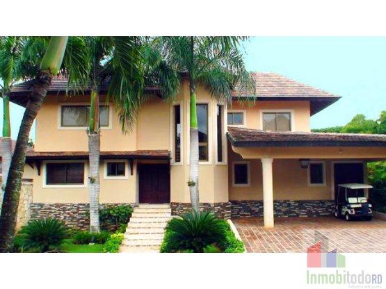 Villa en venta en Casa de Campo, La Romana