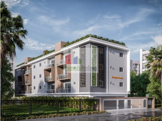 Acogedores Apartamentos en Gazcue