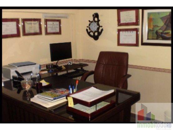 Oficina de alquiler en Gazcue