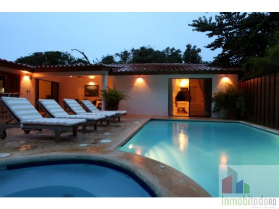Villa en alquiler en Casa de Campo, Romana